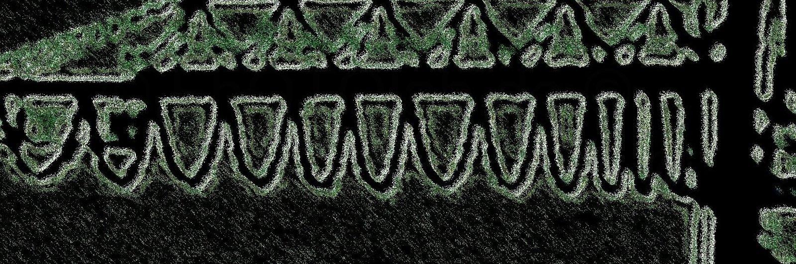 Auflösung I - Detail 3