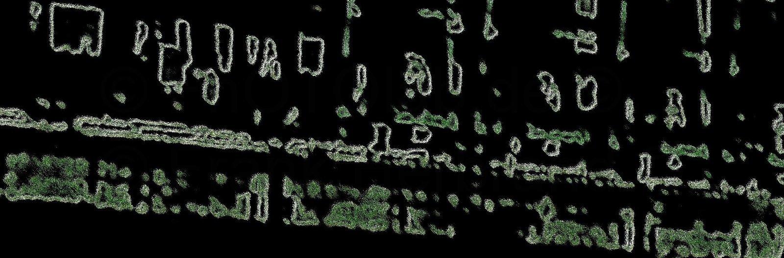 Auflösung I - Detail 1